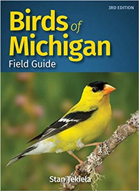 Birds of Michigan Field Guide 3rd Edition