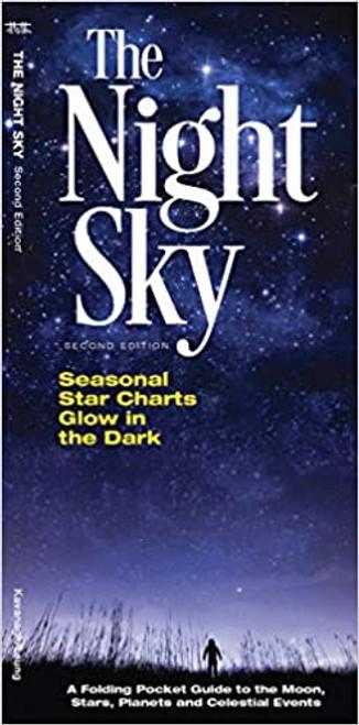 Night Sky Star Charts Glow