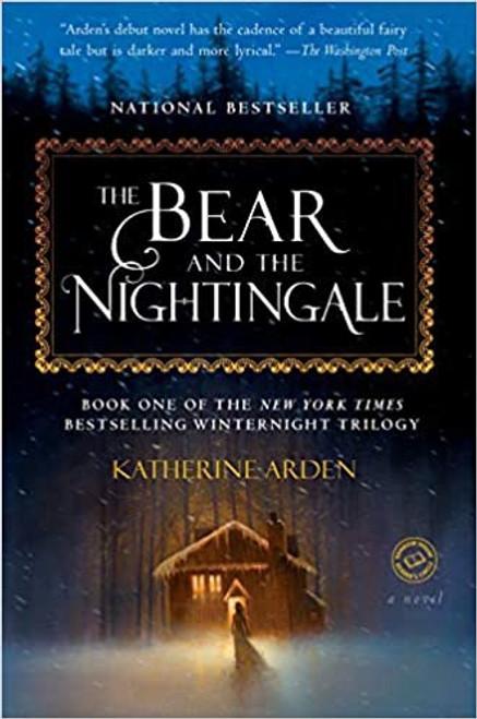BO_Winternight Trilogy #1: The Bear and the Nightingale