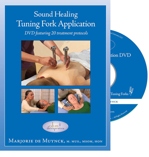 Sound Healing Tuning For Application