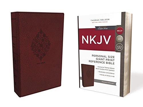 Bible-NKJV Personal Size Giant Print