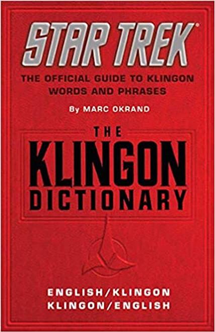Klingon Dictionary, The