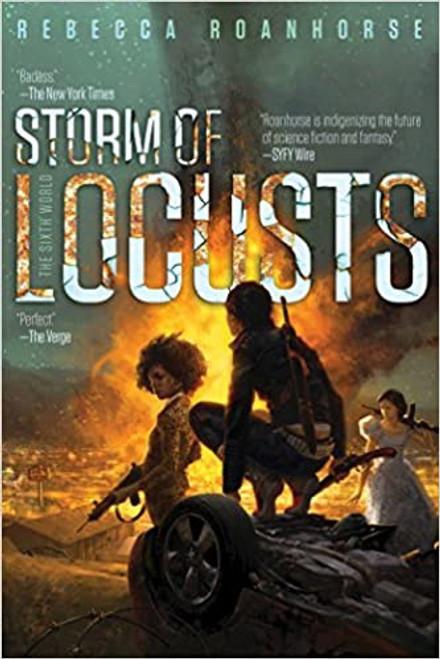 Sixth World #2: Storm of Locusts