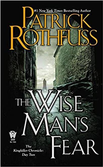 Kingkiller Chronicles #2: Wise Man's Fear
