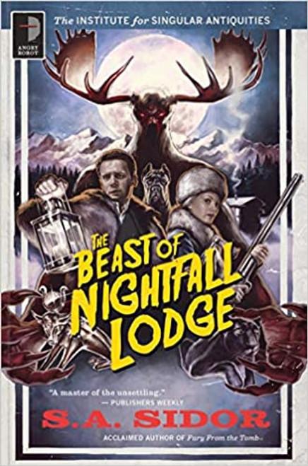 Institute for Singular Antiquities #2: Beast of Nightfall Lodge