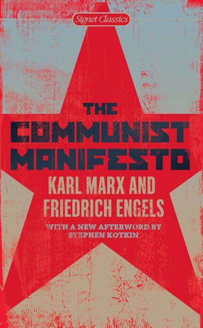 Communist Manifesto, The - Signet Classics