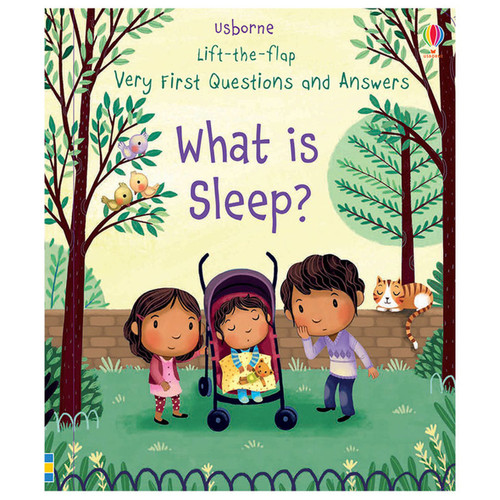 Lift the Flap: What is Sleep?