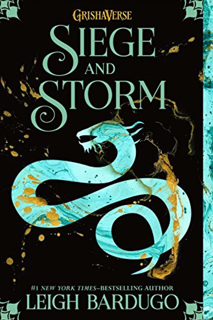 Shadow and Bone #2: Siege and Storm
