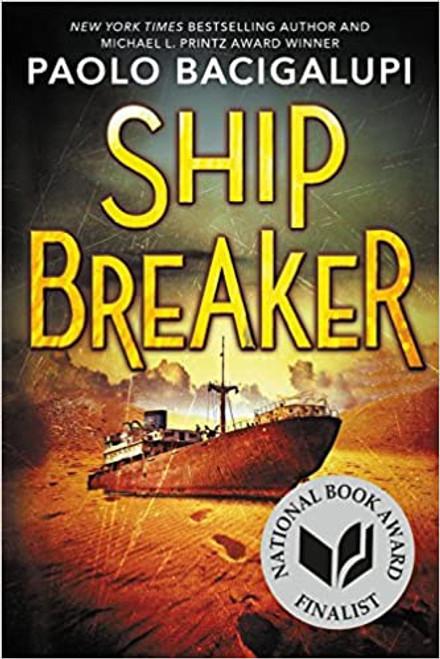 Ship Breaker #1: Ship Breaker