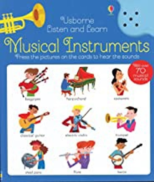 Listen and Learn : Musical Instruments