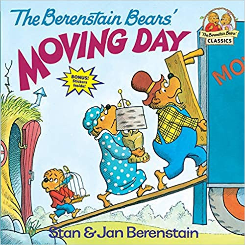 Berenstain Bears: Moving Day