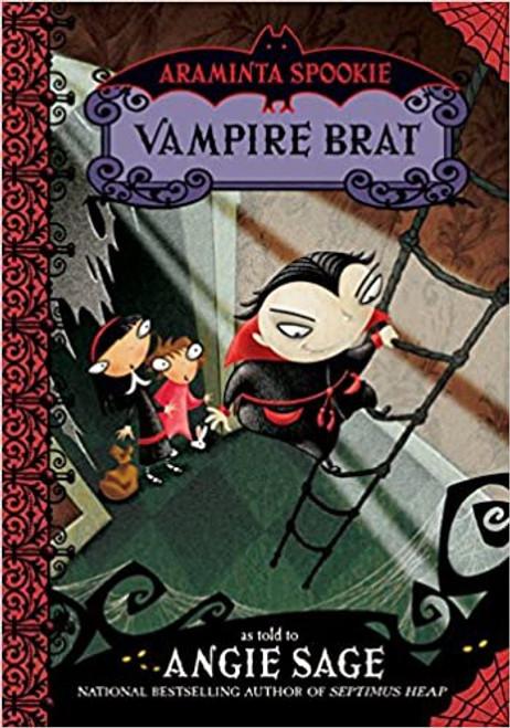 Araminta Spookie #4: Vampire Brat