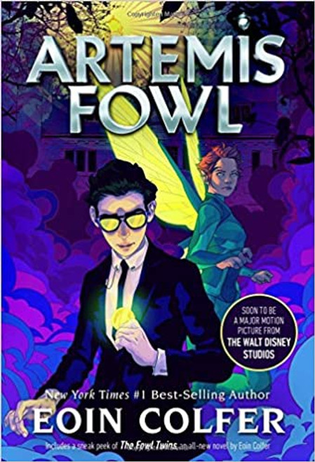 Artemis Fowl #1: Artemis Fowl