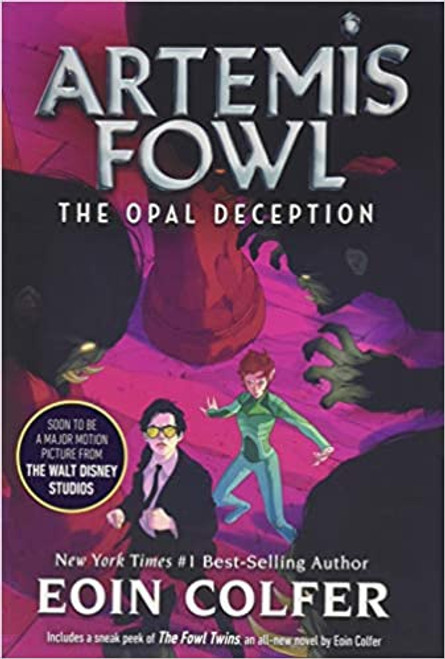 Artemis Fowl #4: The Opal Deception