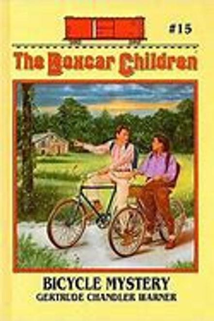 Boxcar Children #15: Bicycle Mystery