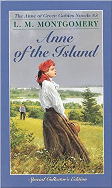 Anne of Green Gables #3: Anne of the Island
