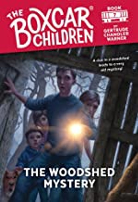 Boxcar Children #7: The Woodshed Mystery
