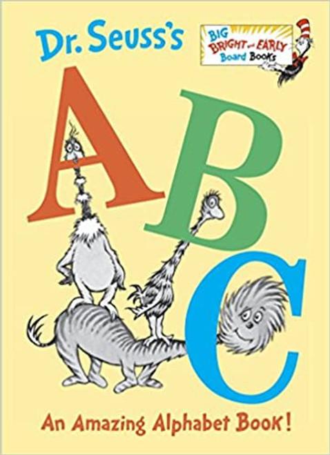 ABC An Amazing Alphabet Book! - Board Book