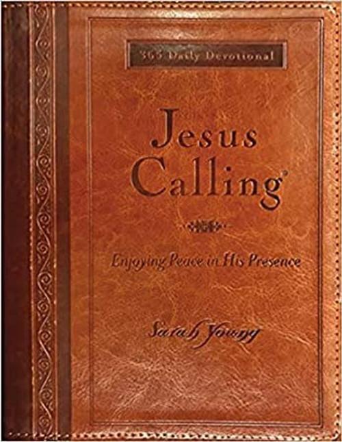 Jesus Calling LARGE PRINT