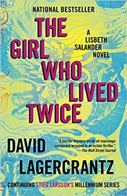 Girl Who Lived Twice, The - LARGE PRINT