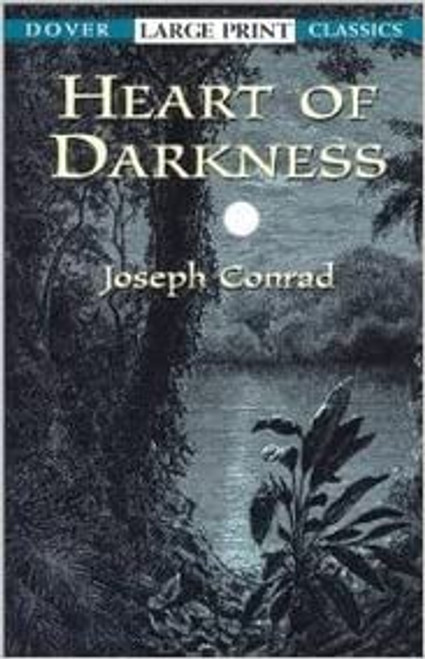 Heart of Darkness LARGE PRINT