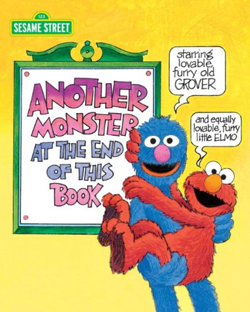 Little Golden Book: Another Monster at the End of This Book
