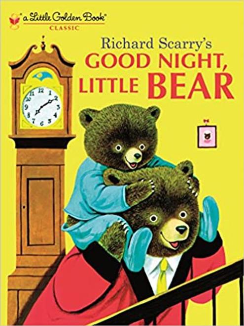 Little Golden Book: Classic: Good Night, Little Bear