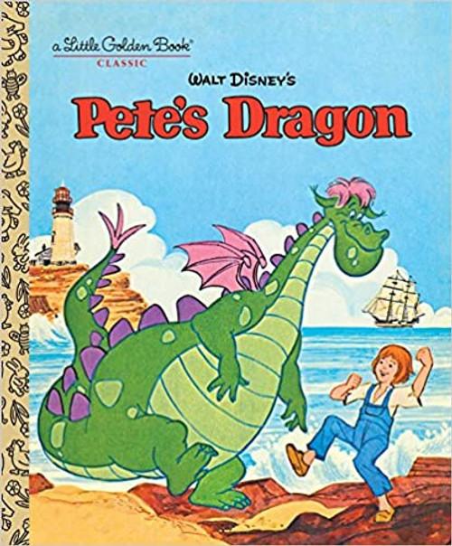 Little Golden Book: Disney Classic: Pete's Dragon
