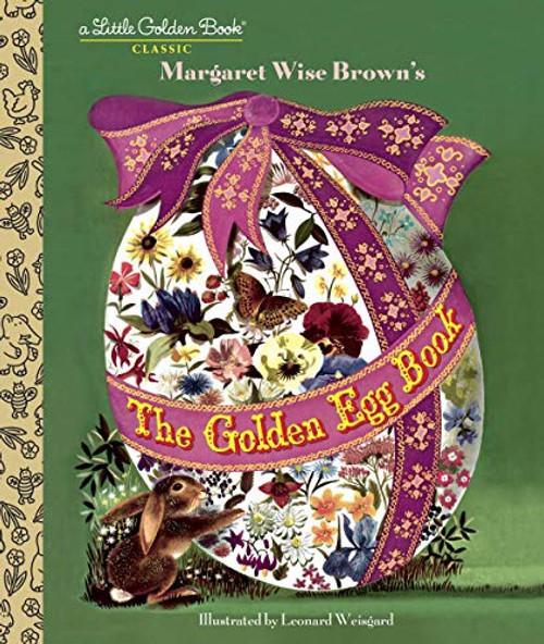 Little Golden Book: Golden Egg Book
