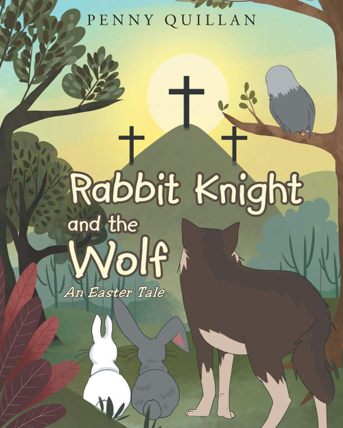 Rabbit Knight and the Wolf: An Easter Tale