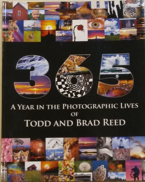 Todd and Brad Reed 365: A Year in the Photographic Lives