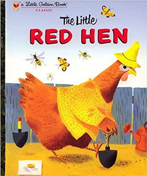Little Golden Book: Little Red Hen