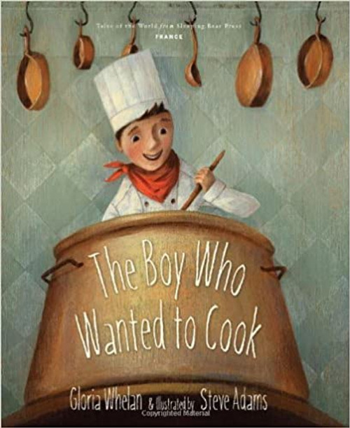 Boy Who Wanted to Cook, The