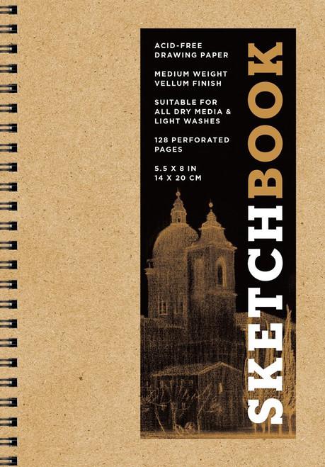 Acid-Free Sketchbook - Small