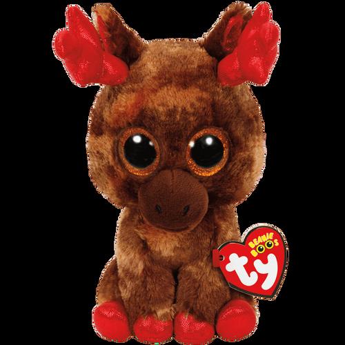 Maple Moose Beanie-Small