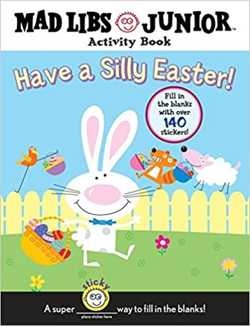 Have a Silly Easter! Mad Libs