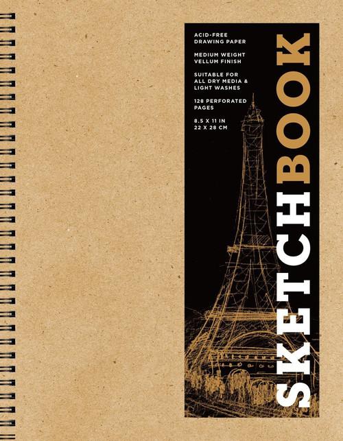 Acid-Free Sketchbook -  Large