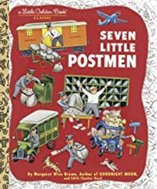 Little Golden Book: Seven Little Postmen