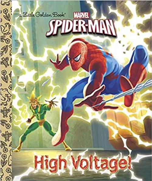 Little Golden Book: Spider-Man High Voltage!