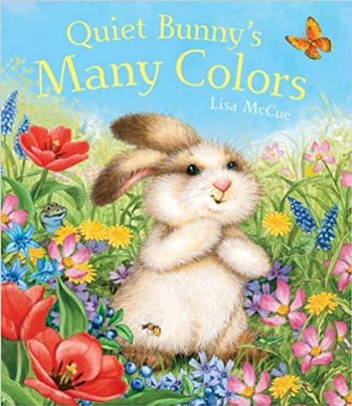 Quiet Bunny's Many Colors