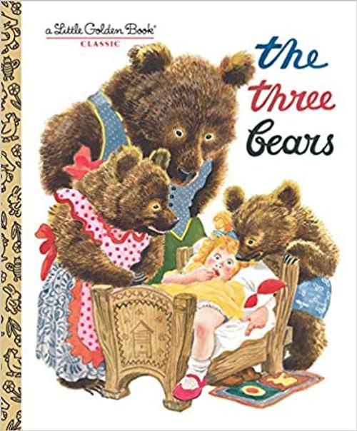 Little Golden Book: Three Bears, The