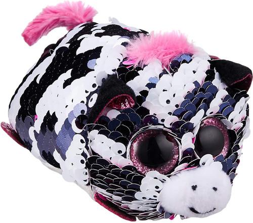 Zoey the Sequin Zebra - Teeny