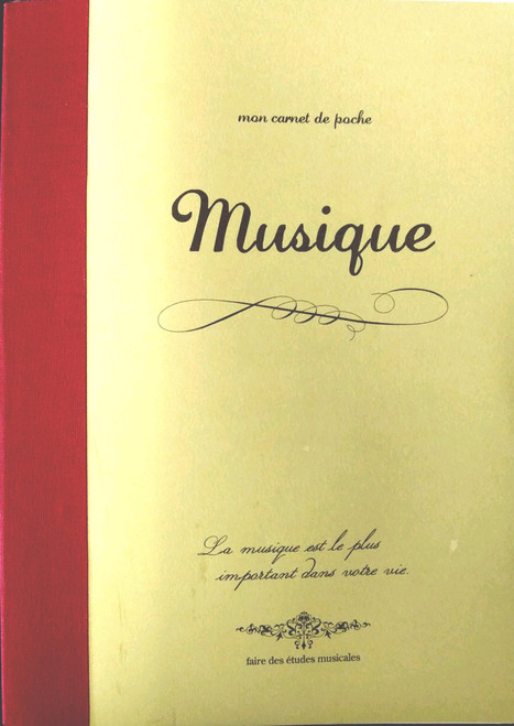 Musique Notebook Small