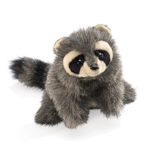 Folkmanis Puppet: Baby Raccoon