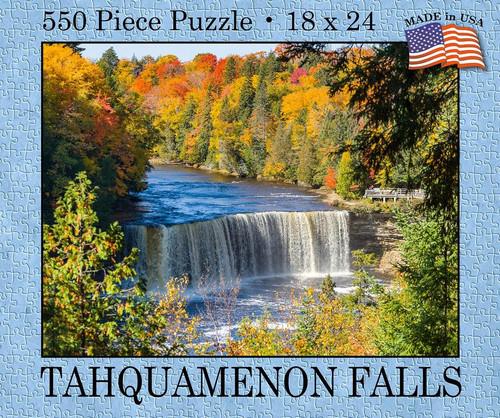 Tahquamenon Falls 550 pc. Puzzle