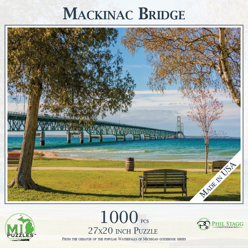 PUZ 1002 Mackinac Bridge