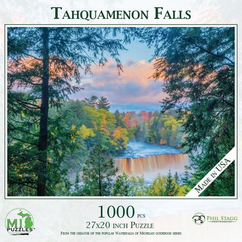 PUZ 1001 Tahquamenon Falls