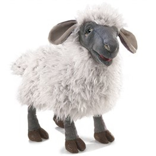 Folkmanis Puppet: Bleating Sheep