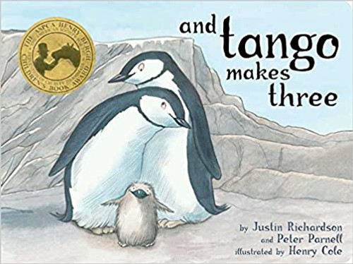 And Tango Makes Three (Book and CD)