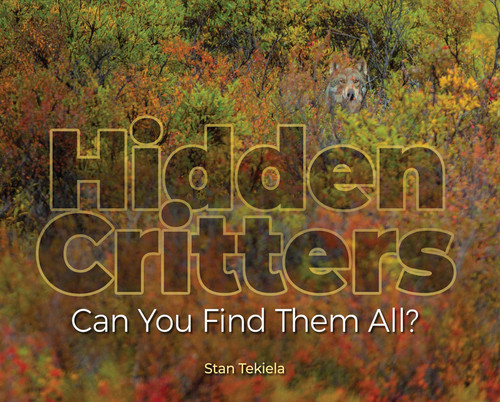 Hidden Critters: Can You Find Them All?